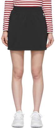 adidas Black SC Miniskirt