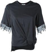 3.1 Phillip Lim knot detail T-shirt