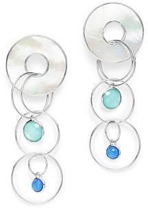 Ippolita Sterling Silver Wonderland Mother-of-Pearl Drop Earrings