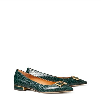Tory Burch Gigi Pointed-Toe Flat