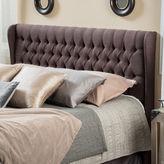Asstd National Brand Jolene Full/Queen Upholstered Tufted Headboard