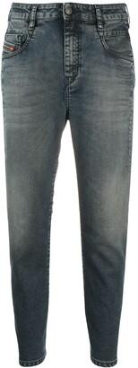 Diesel Fayza boyfriend fit Jogg jeans