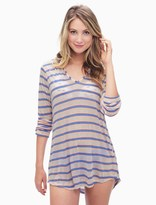 Splendid Cayman Stripe Tunic