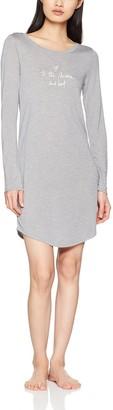 Skiny Women's Sleep & Dream Sleepshirt Langarm Nightie