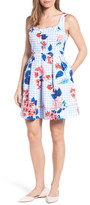 Draper James Garden Party Cotton Sundress
