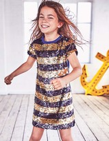Boden Sequin Party Dress