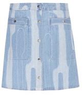 Kenzo Denim Skirt