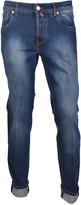 E. Marinella Slim Straight-leg Jeans