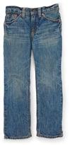 Ralph Lauren 2-7 Slim Mott-Wash Jean