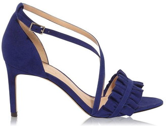 Phase Eight Romy Ruffle Front X Over Sandal