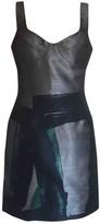 Malo Grey Dress for Women