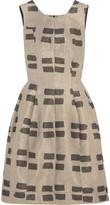Vivienne Westwood Joan Metallic Jacquard Dress - IT38