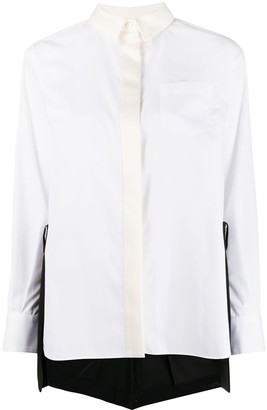 Sacai Hybrid Trouser Shirt