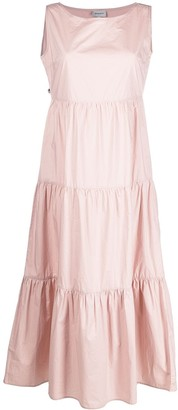 Woolrich Tiered Cotton Dress