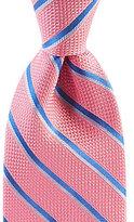 Daniel Cremieux Wave Stripe Traditional Silk Tie