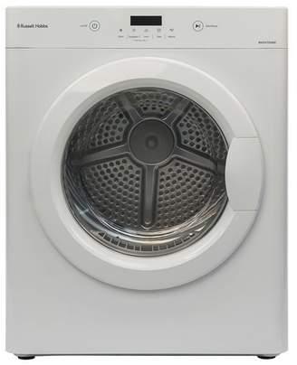 Russell Hobbs RH3VTD400 3KG Vented Tumble Dryer - White