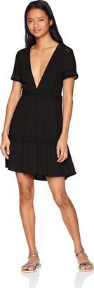 LIRA Women's Take Hold Vneck Dress