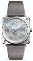 Bell & Ross Br S Grey Camouflage Watch, 39mm