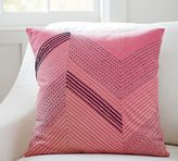 Pottery Barn Archdale Embroidered Pillow Cover
