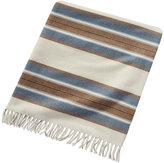 Pendleton 5th Avenue Throw - Sandstone Stripe