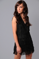 Harmony Fringe Dress