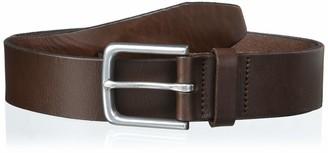 Vineyard Vines Men's Solid Distressed Leather Belt
