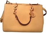 MICHAEL Michael Kors Cynthia leather satchel