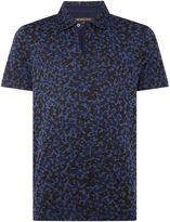 Michael Kors Men's Camo Print Polo Shirt