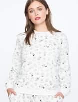 ELOQUII x Katie Sturino Printed Sweatshirt