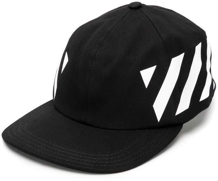 Off-White Diag baseball cap