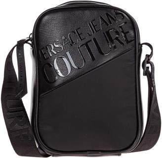 Versace Macro Tag Crossbody Bags