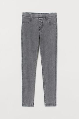 H&M Treggings - Gray