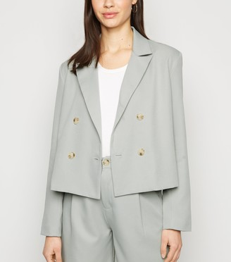 New Look Urban Bliss Crop Blazer