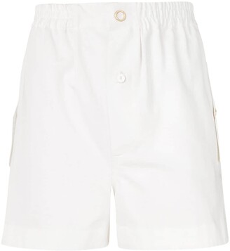 Dion Lee Boxer-Style Shorts