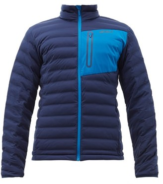 2XU Pursuit Quilted Performance Jacket - Mens - Navy