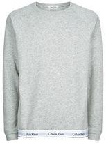 Calvin Klein Logo Trim Sweatshirt