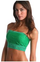 Scalloped Lace Bandeau