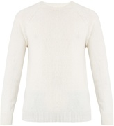 Sunspel Crew-neck lambswool sweater