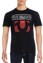 True Religion Horseshoe Logo T-Shirt