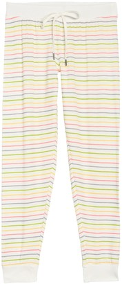 PJ Salvage Team Tequila Striped Jogger Pants