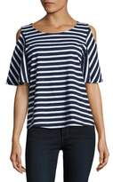 Lauren Ralph Lauren Striped Relaxed Fit Shirt