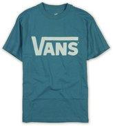 Vans Mens Classic Logo Graphic T-Shirt M