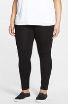 Eileen Fisher Plus Size Women's Ankle Leggings