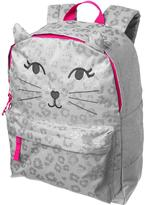 Gymboree Sparkle Leopard Backpack