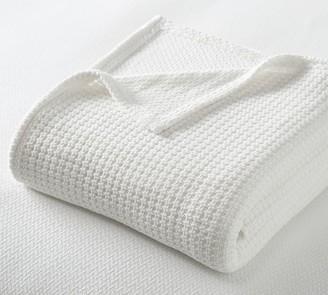 Pottery Barn SleepSmart 37.5 Basketweave Blanket