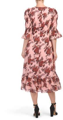 Australian Designed Take A Chance Midi Dress