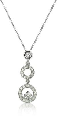 Incanto Royale 0.55 ctw Diamond 18K Gold Necklace