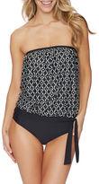 Athena Geometric Oasis Callia Soft Cup Bandini Bikini