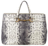 Gucci Animalier Bright Bit Tote