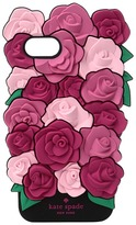 Kate Spade Silicone Roses Phone Case for iPhone® 7